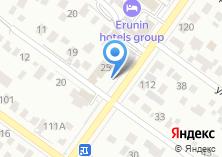 Компания «Сибеврострой» на карте