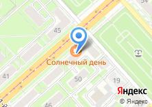 Компания «Сибирьспецматериалы» на карте