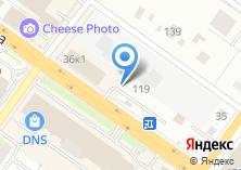 Компания «Авто Азимут» на карте