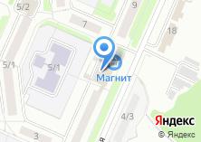 Компания «Медиа-сервис» на карте