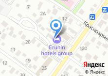 Компания «Alexandro House» на карте