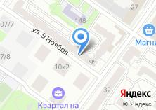 Компания «Elif» на карте