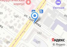 Компания «Наш продуктовый магазин» на карте