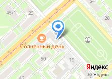 Компания «Сильверина» на карте