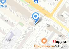Компания «Отдел надзорной деятельности по Октябрьскому району» на карте