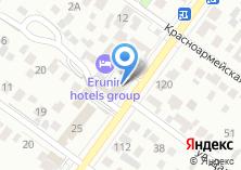 Компания «Авторешение» на карте