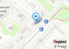Компания «ОфисМастер» на карте