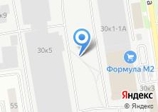 Компания «Типография 4+4» на карте