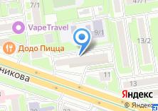 Компания «Радиосвет» на карте