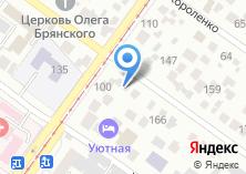 Компания «Центр авторазбора и продажи автозапчастей на Лескова» на карте