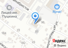 Компания «Клик» на карте