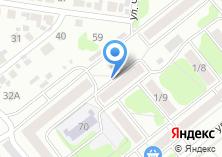 Компания «Библиотека им. В.П. Чкалова» на карте