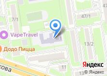 Компания «Специальная коррекционная общеобразовательная школа №53 VIII вида» на карте