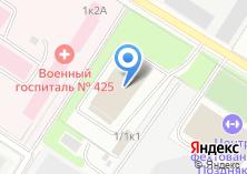 Компания «ЗДОРОВЬЕ» на карте