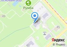 Компания «ТК БЕЛУН» на карте