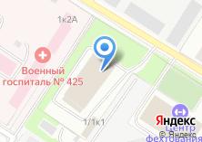 Компания «AVRUM» на карте