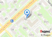 Компания «Обувь России» на карте