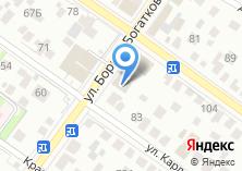 Компания «Байкал» на карте