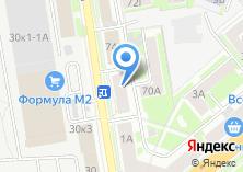 Компания «АкваТермСервис магазин систем отопления» на карте
