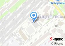 Компания «РусьСтрой» на карте