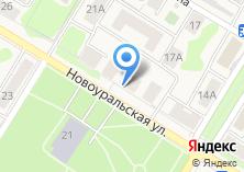 Компания «Строймонтаж» на карте