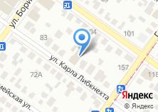 Компания «МАЙАМИ ЛЮКС» на карте