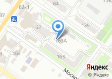 Компания «МАКСИВЕТ» на карте