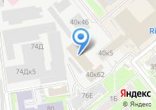 Компания «Комета-Энергомаш» на карте