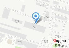 Компания «АвтоСпецКар-НСК» на карте