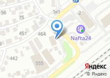 Компания «Магазин контрактных автозапчастей» на карте
