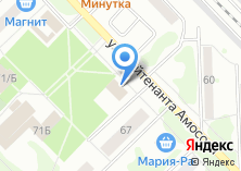 Компания «Таларии» на карте