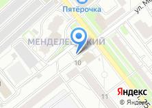 Компания «Студия-парикмахерская Натальи Бабашовой» на карте