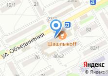 Компания «Новолит» на карте