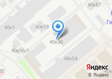 Компания «Декор Элит» на карте