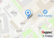 Компания «Тамга» на карте