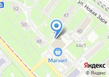 Компания «Авитех» на карте