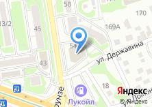 Компания «Путь» на карте