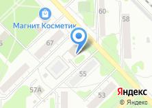 Компания «Столичный доктор» на карте
