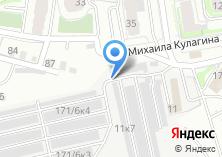 Компания «МЯТЫЙ ЭЛЕМЕНТ» на карте