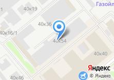 Компания «Этерника» на карте