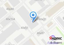 Компания «Альфапак» на карте