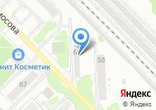 Компания «Гвардейский» на карте