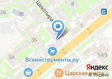 Компания «КБ Канский» на карте