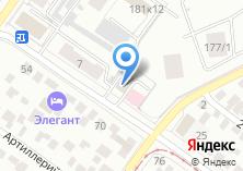 Компания «ЭКСКАВАТОРСИБ» на карте