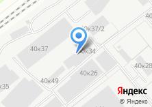 Компания «АкидТекстиль» на карте