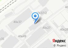 Компания «Полиамид» на карте
