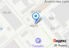 Компания «АлмазСтрой» на карте