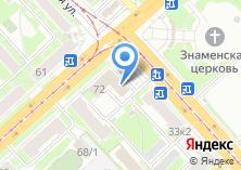 Компания «Марен» на карте