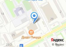 Компания «Скоморохи» на карте