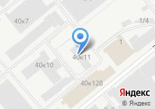 Компания «Технология Плюс» на карте